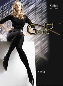 Gatta Černé punčochové kalhoty Celia nero 4