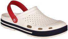 Coqui Pánské pantofle Lindo White/Navy 6403-100-3221 42