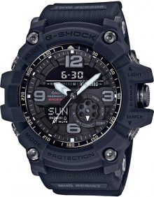 Casio G-Shock MudMaster GG-1035A-1AER Special Edition 35th Anniversary Big Bang Black