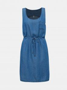 Modré džínové šaty LOAP Nyxi