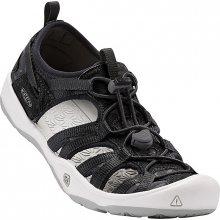 KEEN Dětské sandále Moxie Sandal JUNIOR Black/Vapor 35