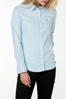 Košile GANT STRETCH SOLID OXFORD SLIM SHIRT