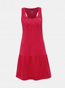 Růžové šaty LOAP Mersila