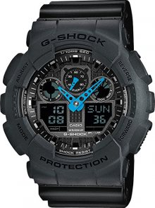 Casio The G/G-SHOCK GA 100C-8A