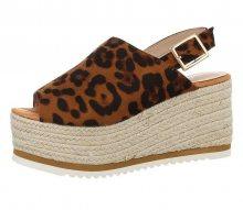 Dámské módní sandále
