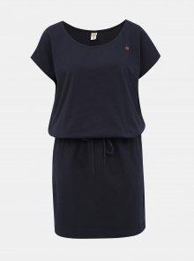 Tmavě modré šaty LOAP Ninie