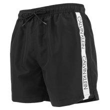 Calvin Klein černé pánské plavky Medium Drawstring - XL