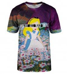 Triko Bittersweet Paris Mad Alice T-Shirt