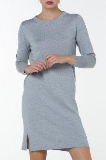 Šaty GANT FINE MERINO WOOL DRESS