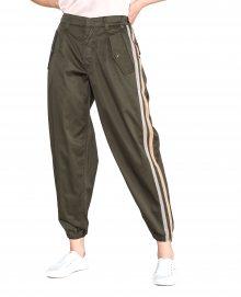 Kalhoty TWINSET   Zelená   Dámské   26