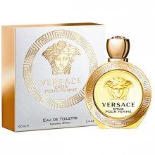 Versace Eros Pour Femme - EDT - SLEVA - poškozená krabička 100 ml