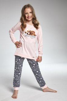 Dívčí pyžamo 036/101 Bedtime story
