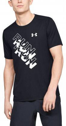International Run Day GX Triko Under Armour | Černá | Pánské | L