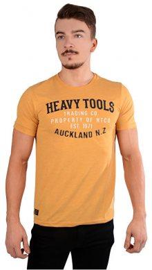Heavy Tools Pánské triko MASURY C3W17133YE Yellow XL