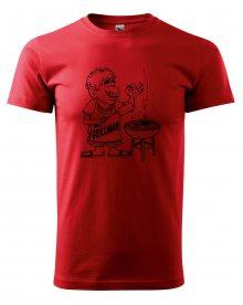 GRILLMAN - tričko