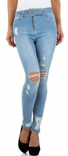 Dámské jeasnsové kalhoty