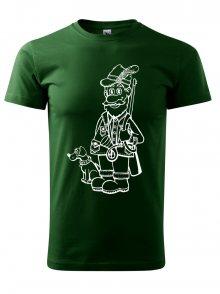 MYSLIVEC - tričko