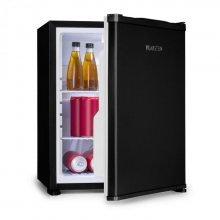 Klarstein Nagano M, mini lednička, 44 l, 0 dB, 0 - 8 °C, nehlučná, 56 cm, černá