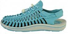 KEEN Dámské sandále Uneek Aqua Sea/Pastel Turquoise 37