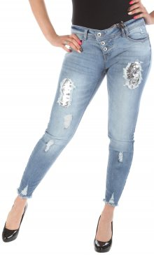 Dámské jeansy Rock Angel