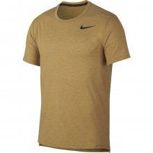 Nike M Brt Top Ss Hpr Dry béžová XL