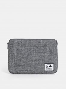 Šedý žíhaný obal na notebook Herschel Supply 13\
