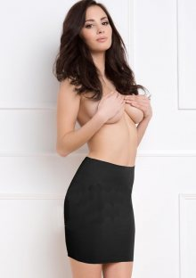 Dámská stahovací sukně Julimex 220 L Černá