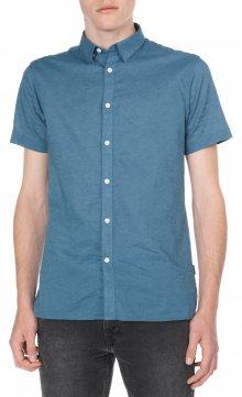 Phlake Košile Jack & Jones | Modrá | Pánské | S