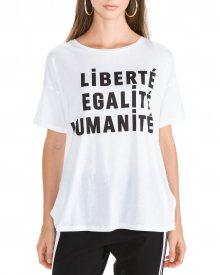 Liberte Triko French Connection | Bílá | Dámské | S