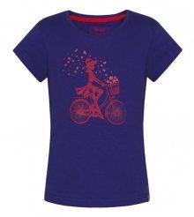 Dívčí volnočasové tričko Loap
