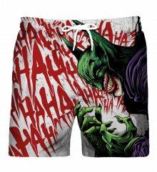 Bat-Joker Swim Shorts
