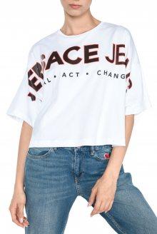 Triko Versace Jeans | Bílá | Dámské | L