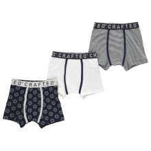 Chlapecké boxerky Crafted Essentials
