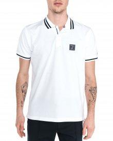 Polo triko Tommy Hilfiger   Bílá   Pánské   XL