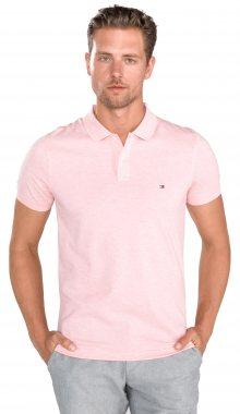 Polo triko Tommy Hilfiger | Růžová | Pánské | L