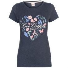 Dámské stylové tričko Lee Cooper