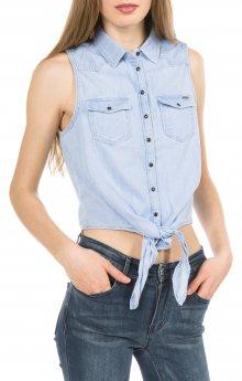Binx Košile Pepe Jeans | Modrá | Dámské | L