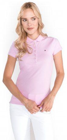 New Chiara Polo triko Tommy Hilfiger | Růžová | Dámské | L