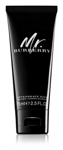 Burberry Mr. Burberry - balzám po holení 75 ml