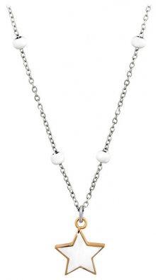 Morellato Ocelový náhrdelník s hvězdou Enjoy SAJE31