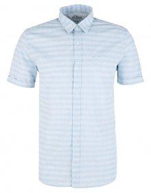 s.Oliver Pánská košile 13.906.22.2237.51G1 Blue Mist M