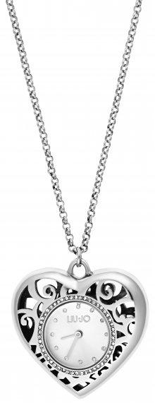 Heart Hodinky Liu Jo | Stříbrná | Dámské | UNI