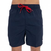 Tommy Hilfiger Plavkové kraťasy Slim Fit Medium Drawstring UM0UM01080-416 Navy Blazer L