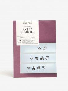 Symboly pro světelný box \