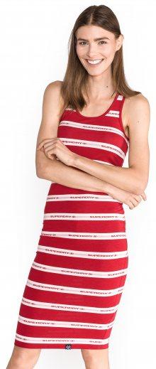 Mila Šaty SuperDry | Červená | Dámské | XS
