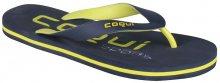 Coqui Pánské žabky Egil 3010 Navy 101658 41