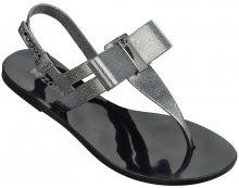 Zaxy Dámské sandále Glaze Sandal Fem 17201-90288 Glitter Black 35-36