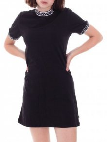 VANS Dámské šaty High Roller V Black VN0A47UTBLK1 M