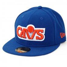 New Era Basic Team HWC Cleveland Cap Blue - 7 1/4