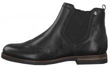 Tamaris Dámské kotníkové boty 1-1-25027-23-001 Black 36